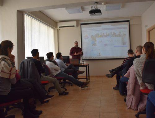 E-School promotes the IntegrateMe project